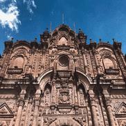 Cathedral Cusco Peru