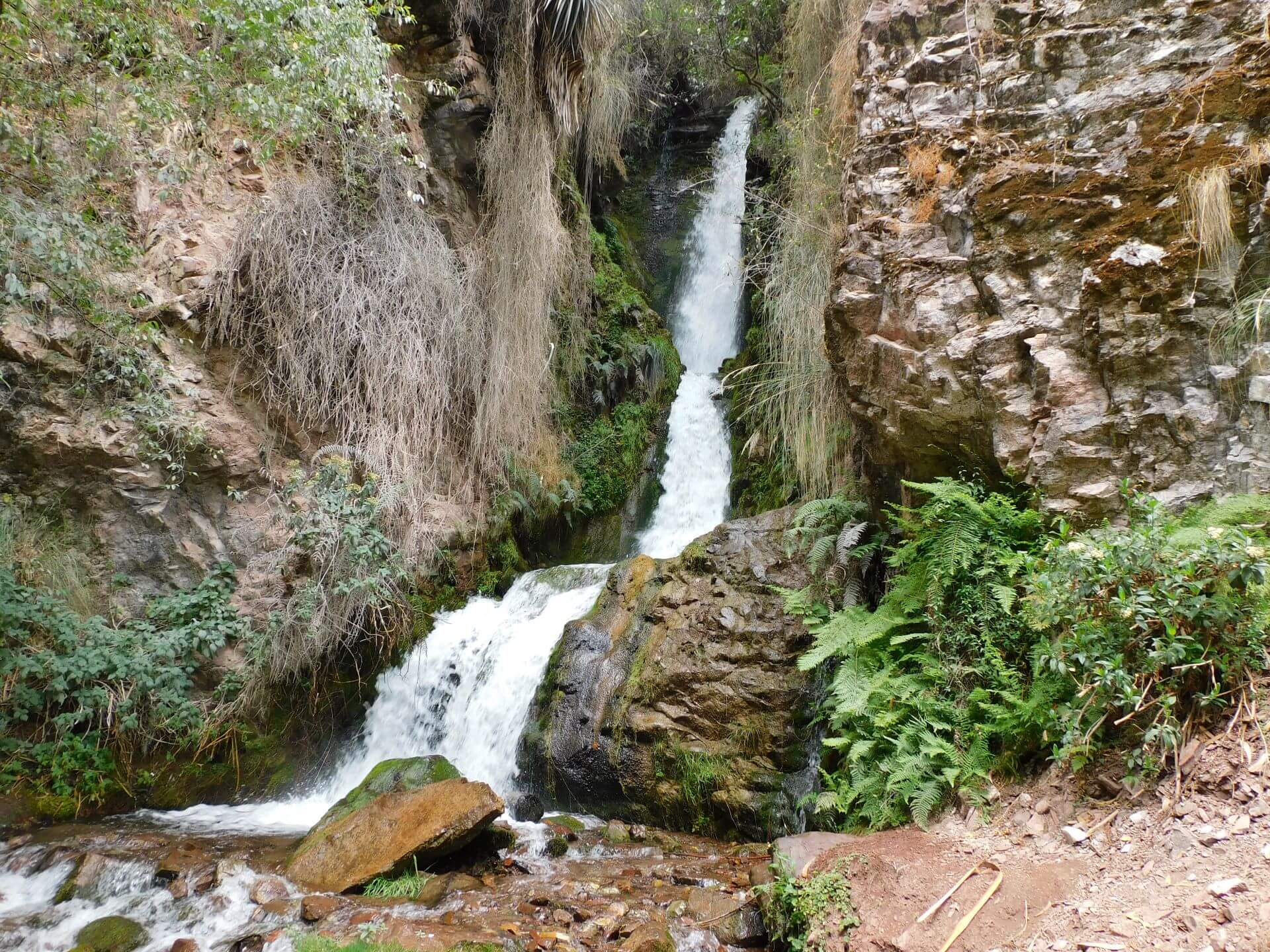 Hike To The PocPoc Waterfall
